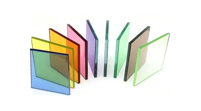 彩釉鋼化玻璃